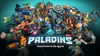 Paladins ( Стрим ) - Стрим Paladins ! Играем с подписчиками #13