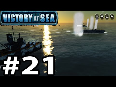 Let`s Play Victory At Sea Pacific Campaign Gameplay Part 21
