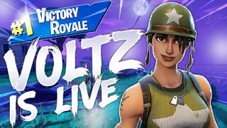 Hosting $5 Solo Scrims Live (Free Entry) Fortnite Battle Royale