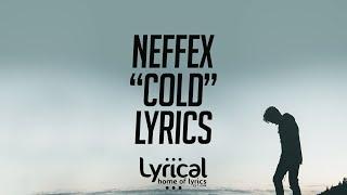 Download NEFFEX - Cold Lyrics