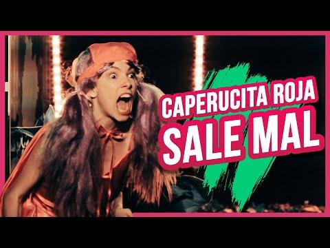 CAPERUCITA ROJA SALE MAL   Hecatombe! en vivo - Hecatombe Producciones