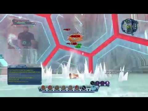 DC universe online dbs super lets whip sum players asses