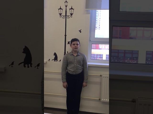 Изображение предпросмотра прочтения – ВладиславМирошников читает произведение «Пушкинскому дому» А.А.Блока