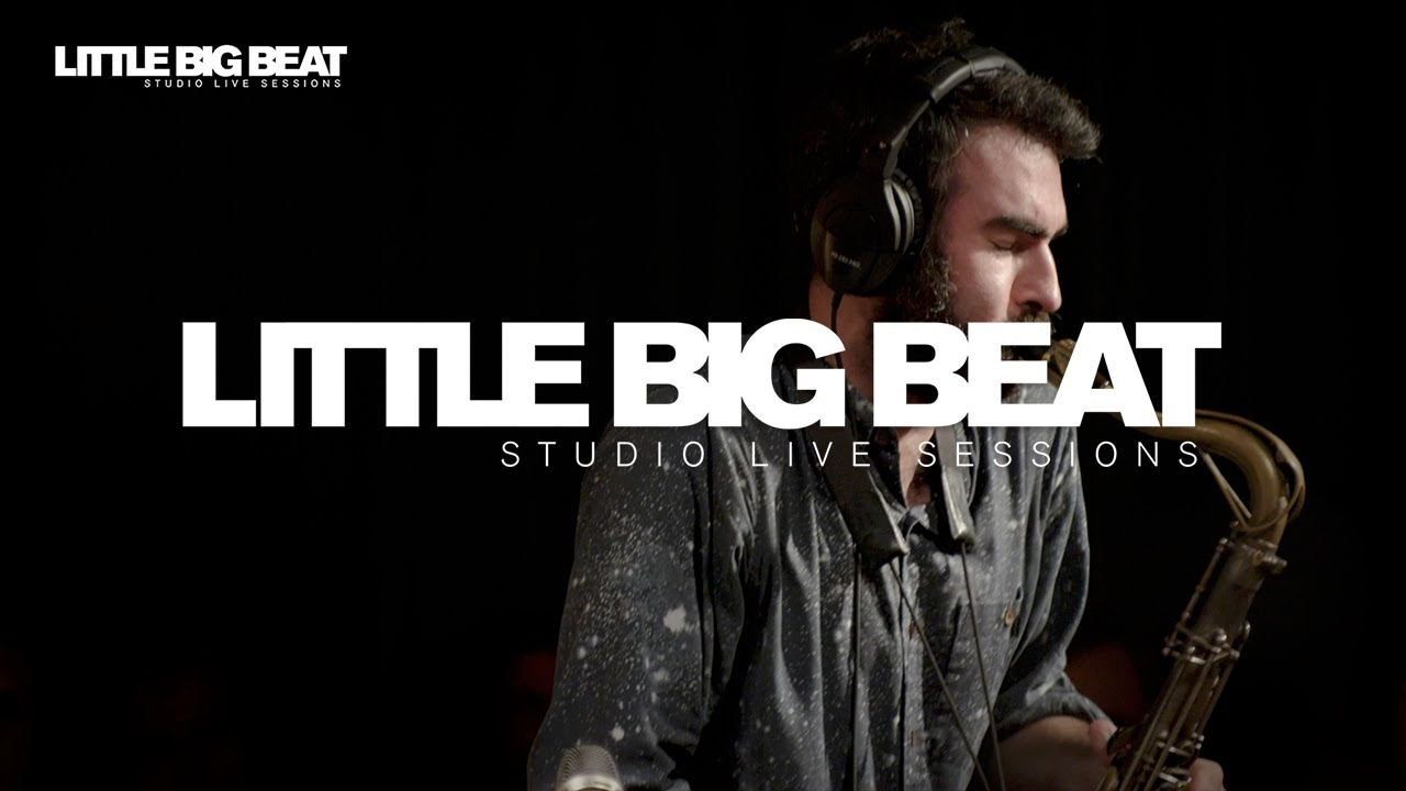 LANDLADY - SUNSHINE - STUDIO LIVE SESSION - LITTLE BIG BEAT STUDIOS