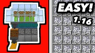 Easy 1.16 ZERO TICK Bonemeal farm!!! Bedrock Edition (MCPE, Xbox, Ps4, Switch, Windows 10)