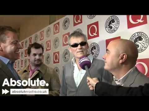 Madness interview at the Q Awards 2010