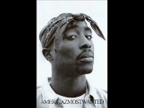 Tupac / Makaveli - White Manz World