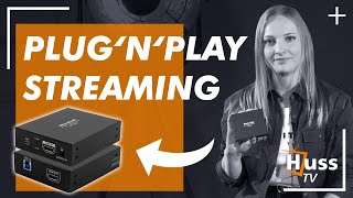 Marshall VAC-12HU3 Web Presenter | So einfach ist Plug'n'Play Streaming