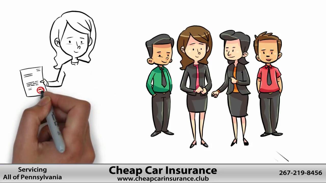 Cheap Car Insurance Pennsylvania - YouTube