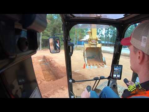 Cat Global Operator Challenge US Finals - Excavator