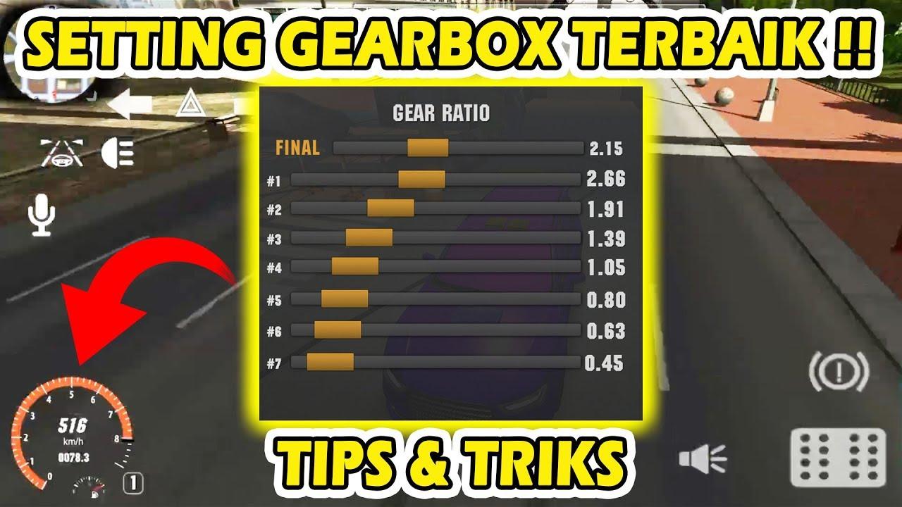 Cara Setting Gearbox Yang Benar Car Parking Multiplayer