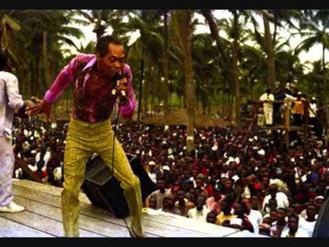 Fela Kuti & Egypt 80 - Big Blind Country (1988 Lagos Sunsplash)