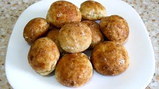 Творожные булочки Самый быстрый рецепт