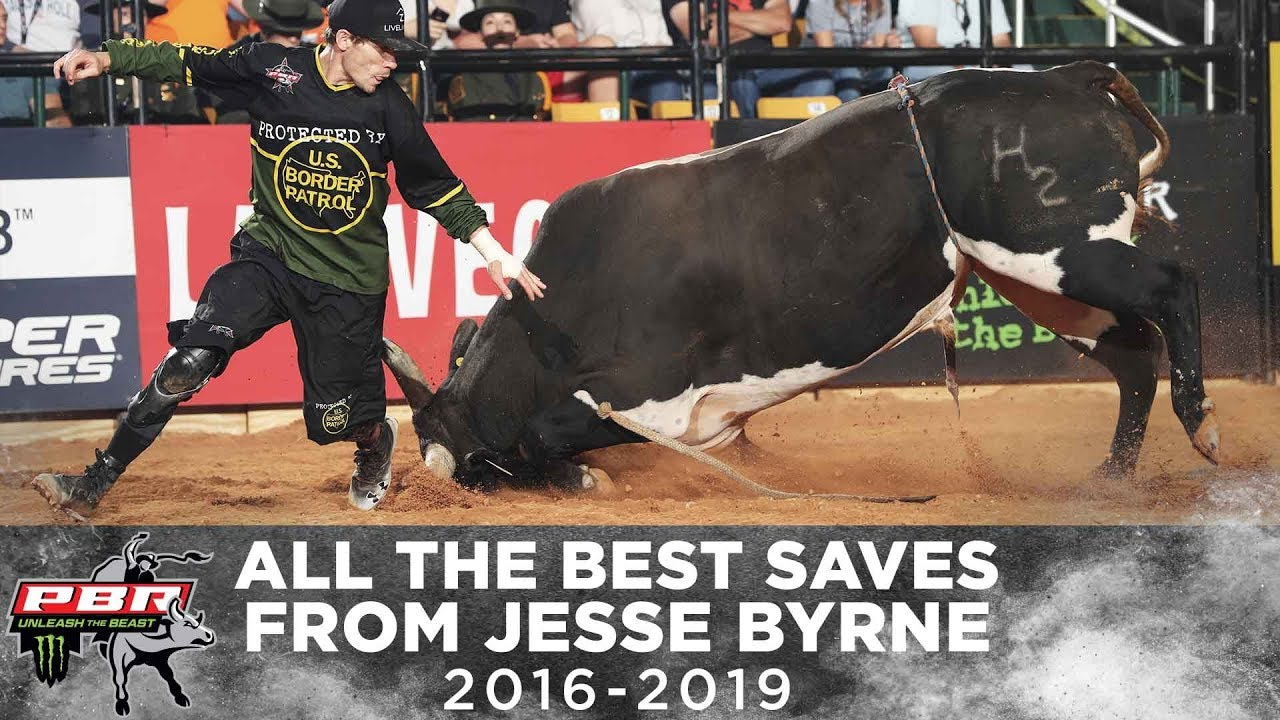 Download All The Best Saves From PBR Safety Team Member: Jesse Byrne