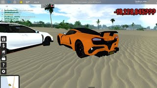 Roblox Ultimate Driving: This Is How Much Money You Need To Afford The New Cars!