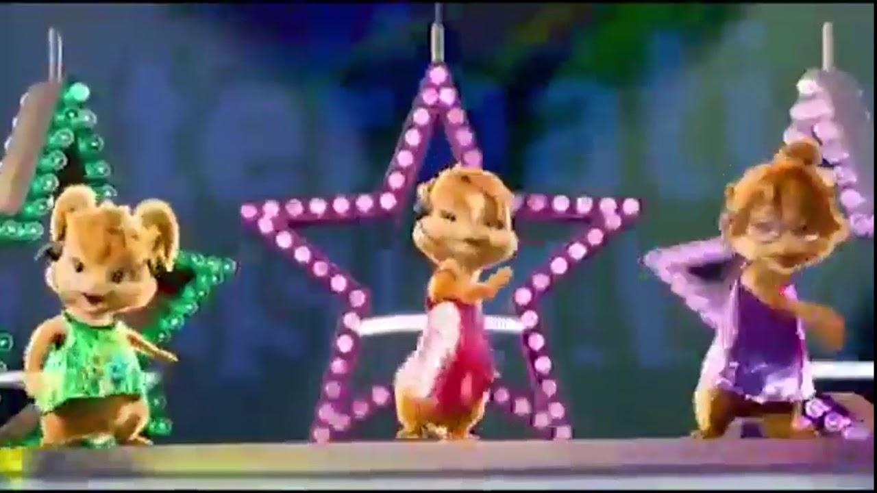 Happy Birthday To You Chipmunks Birthday Song Youtube