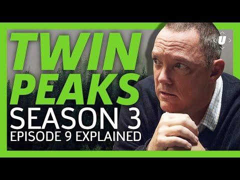 Twin Peaks Season 3 Episode 9 Breakdown - This is the Chair