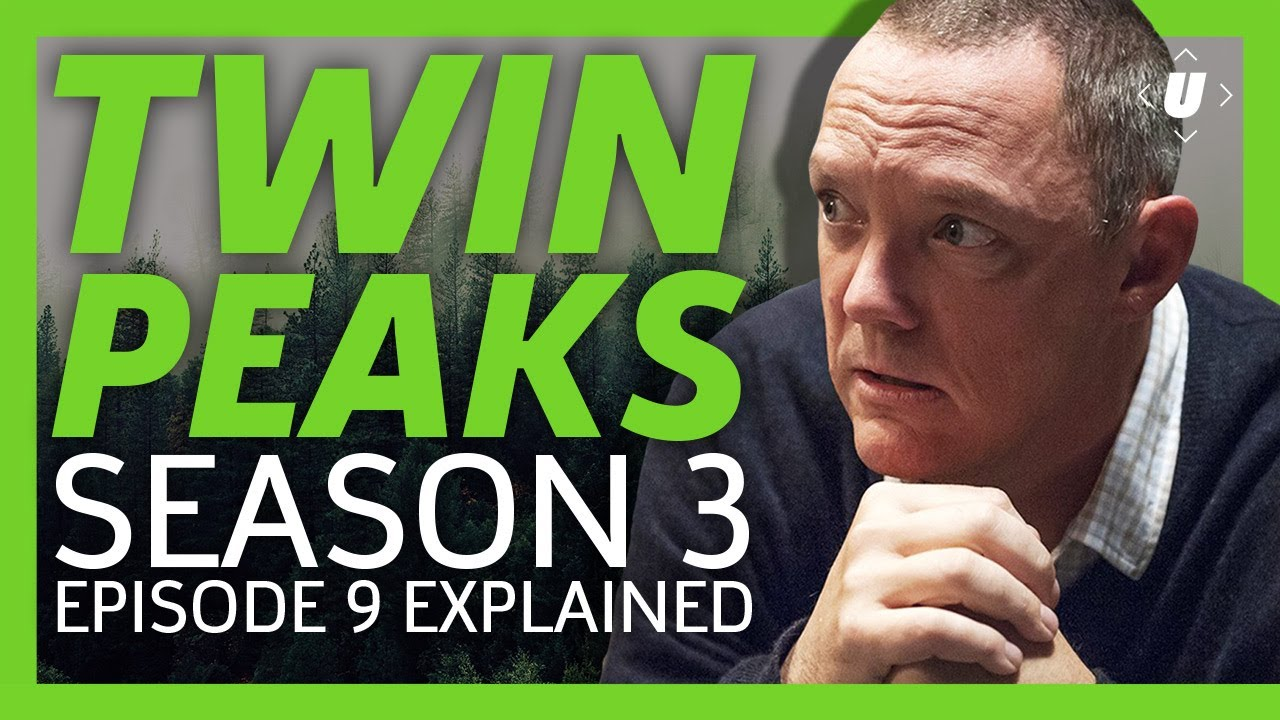Download Twin Peaks Season 3 Episode 9 Breakdown - This is the Chair