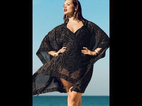 Мода для полных женщин.Скрываем недостатки при помощи разной одежды.