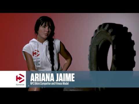 Team Dymatize Athlete Ariana Interview