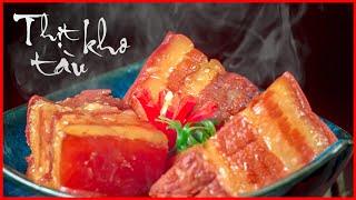 Thịt Kho Tàu Nước Dừa Ngon Tuyệt sẽ khiến bạn Trầm Trồ - Best Caramelized Pork Recipe ever