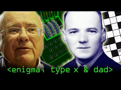 Enigma, TypeX and Dad - Computerphile