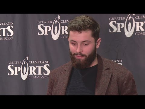 Cleveland's Morning News with Wills And Snyder - Baker Mayfield Wins Pro Athlete of the Year Award-Cleveland Sports Awards