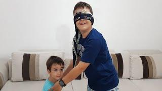 Körebe Oyunu Oynadık Berat Mızıkçılık Yaptı. Eğlenceli Çocuk Videosu