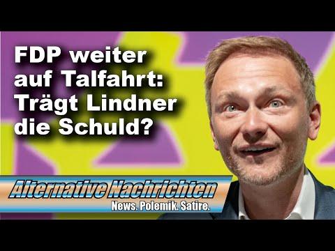 FDP: Die besseren Grünen?  (Top-Thema AN 445)