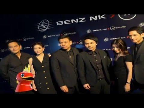 "BENZ NK on BANGKOK GOSSIP ""บางกอก กระซิบ"""