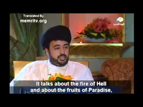 INTERESTING - Bahraini Intellectual Describes the Problems in the Muslim World
