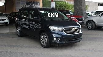 Chevrolet SPIN PREMIER 7L - 0KM - 2020 - Auto Futura TV