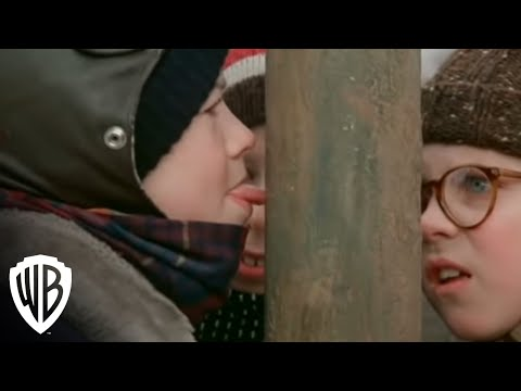 A Christmas Story - Sticky Tongue