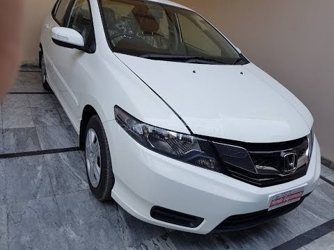 All New Honda City 2017 Pakistan Model Youtube