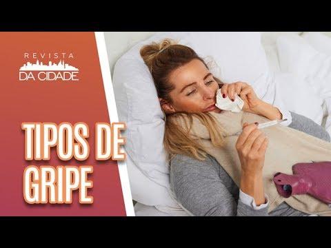 GRIPE: Conheça Os Diferentes Vírus E Saiba Como Se Prevenir - Revista Da Cidade (18/04/18)