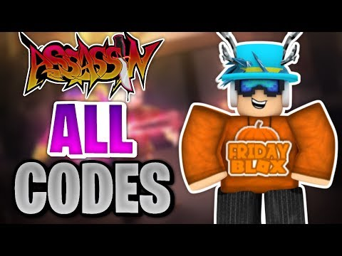 February 2020 All Working Assassin Codes Roblox Codes