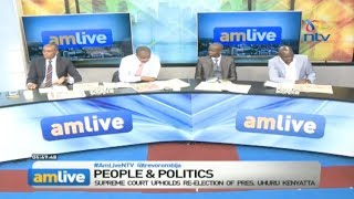 Jubilee Party & Nasa plans for Kenya after Supreme Court upheld Uhuru's win