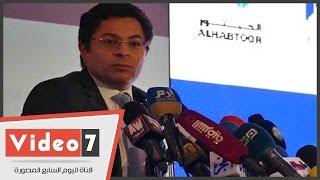 خالد أبو بكر خلال إطلاق مبادرة دعم صناعة السينما: خلف الحبتور رجل مصرى الهوى