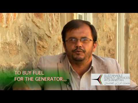 Renewable Energy in Afghanistan
