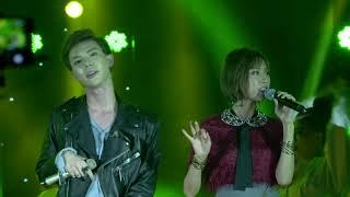 Erik ft Min - Ghen   TOPTEEN Live Concert