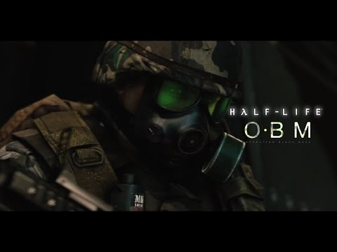 Operation: Black Mesa | Half Life Cinematic
