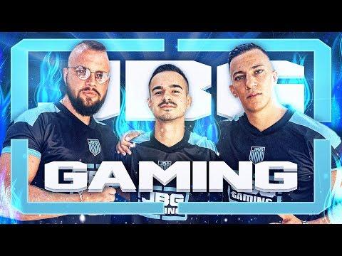 Mein neues Team mit KOLLEGAH & FARID BANG 🔥🔥🔥 JBG Gaming