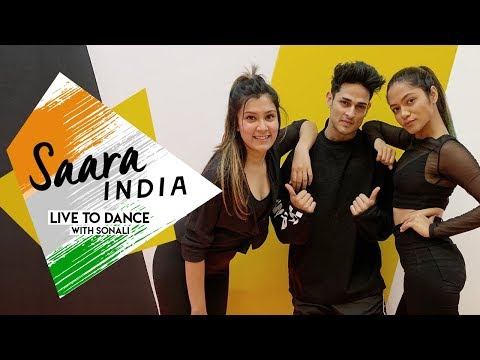 Saara India - Aastha Gill  Priyank Sharma  Dance Cover  ToDance with Sonali