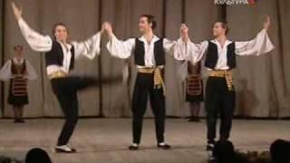 Сюита из греческих танцев