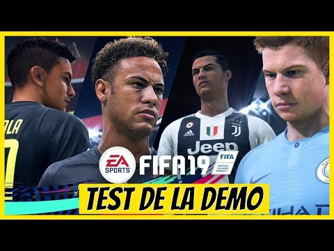 FIFA 19 - Test de la démo #FIFA19 #FIFA19Demo @EASPORTSFIFA @EA_FIFA_France #FIFA Alors...que vaut cette démo ?! - FestivalFocus