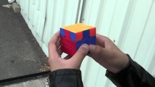 3x3 rubik s cube advanced tutorial two look pll