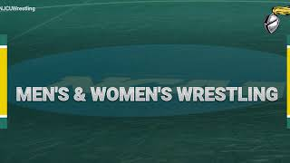 2019.05-01 Men's and Women's Wrestling...coming to NJCU