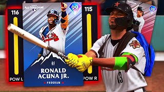 99 Ronald Acuña Jr. STEALS THE SHOW