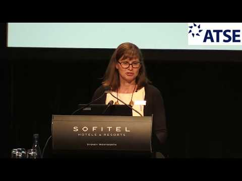 ATSE 2017 New Fellow: Ms Elizabeth Lewis-Gray FTSE