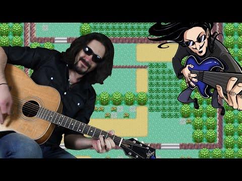 Pokemon - Route 1 Acoustic Cover (Little V)